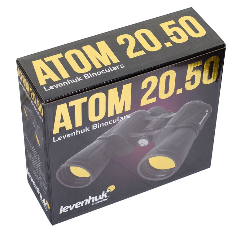 Pinokkel Levenhuk Atom 20x50 Binoculars