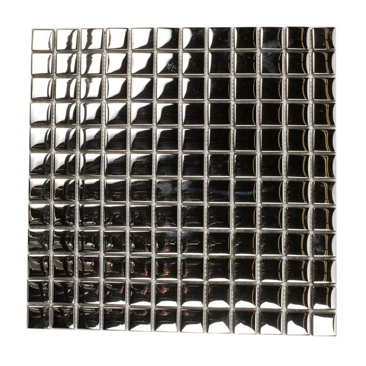 Mozaīka stikla brūna SM139, 30 x 30 cm