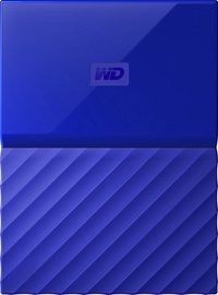 Western Digital 4TB My Passport USB 3.0 Blue WDBYFT0040BBL-WESN