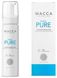 Очищающая пенка для лица Macca Clean & Pure, 200 мл