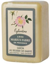 Marius Fabre Shea Butter Soap Bitter Wildrose 150g