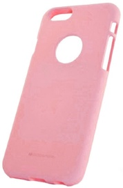 Mercury Soft Surface Matte Back Case For Samsung Galaxy A6 Plus 2018 Pink