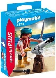 Playmobil Special Plus Pirate With Cannon 5378