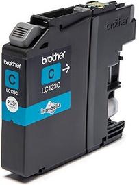 Кассета для принтера Print4U CH/LC123C, синий