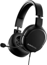 Žaidimų ausinės Steelseries Arctis 1 Black