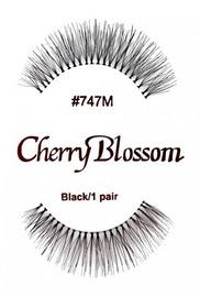 Cherry Blossom 100% Human Hair Eyelashes 747M