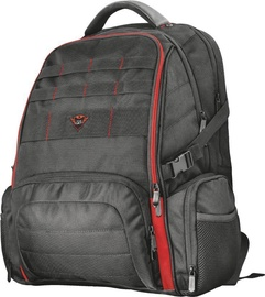 "Trust GXT 1250 Hunter Gaming Backpack 17.3"" Grey"