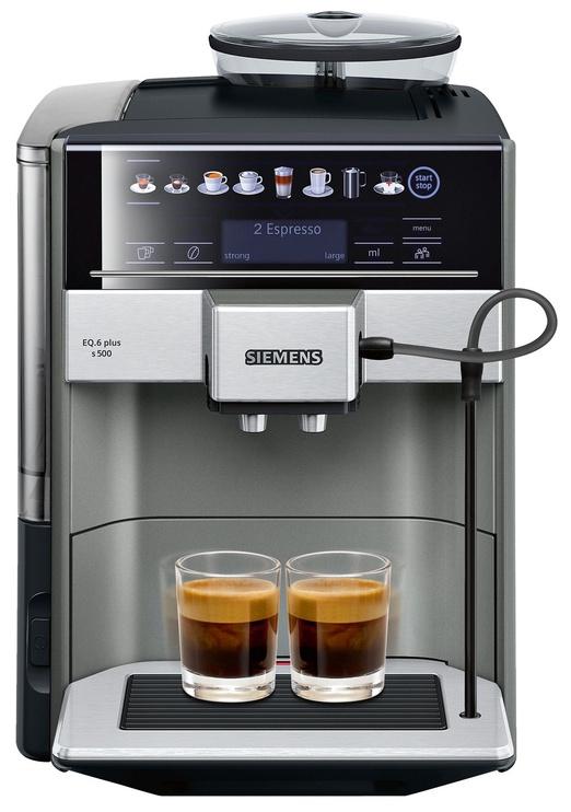 Kavos aparatas Siemens TE655203RW