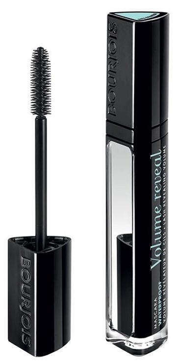 BOURJOIS Paris Volume Reveal Waterproof Mascara 7.5ml Ultra Black