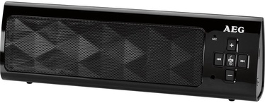 Belaidė kolonėlė AEG BSS 4818 Bluetooth Speaker Black