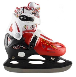 Nils Extreme NH0320 4 in 1 Red 35-38