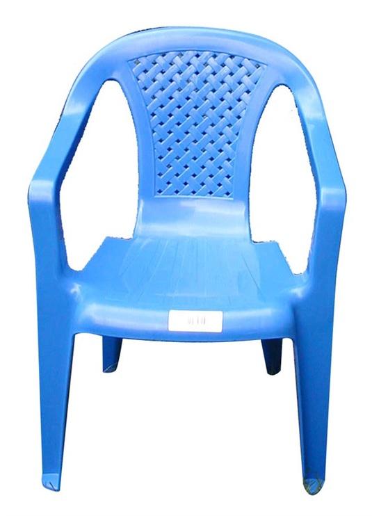Детский стул Progarden Camelia, синий, 380x380x520 мм