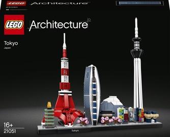 Konstruktor LEGO Architecture Tokyo Japan 21051, 547 tk