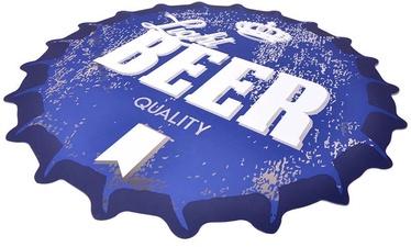 Fissman Table Mat D38cm Beer 0681