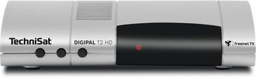 TechniSat DigiPal T2 / C HD Receiver Silver