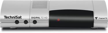 TechniSat DigiPal T2 / C HD Receiver Silver