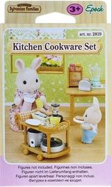 Žaislinė figūrėlė Epoch Sylvanian Families Kitchen Cookware Set 2819