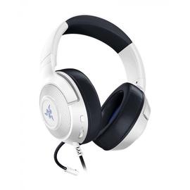 Mänguri kõrvaklapid Razer Kraken X, valge