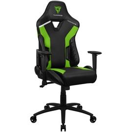 Žaidimų kėdė Thunder X3 TC3 Neon Green