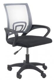 Офисный стул Top E Shop Moris, черный/серый