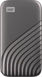 Жесткий диск Western Digital WDBAGF5000AGY-WESN, SSD, 500 GB, серый