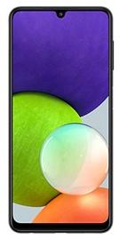 Мобильный телефон Samsung Galaxy A22, черный, 4GB/128GB