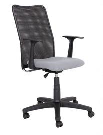 Black Red White Biuxa Still M47 Office Chair Grey/Black