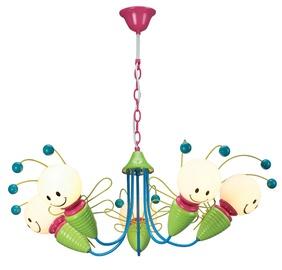 Griestu lampa MD12071-5 E14, 5x40W