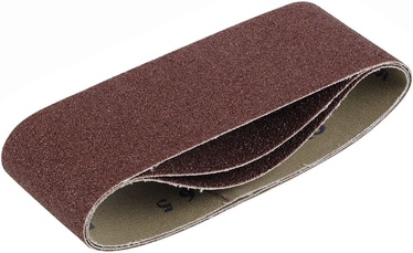 Kreator KRT242003 Sanding Belt G40 75x533mm 3pcs