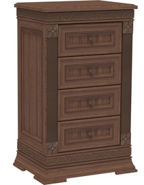 WellMaker K1-60 Chest Of Drawers 64x103x46cm