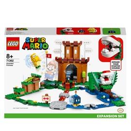 Конструктор LEGO Super Mario Охраняемая крепость. Дополнительный набор 71362, 468 шт.