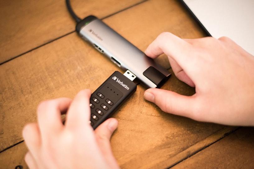 Verbatim Keypad Secure 32GB USB 3.0