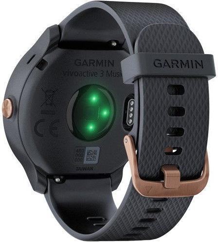 Garmin Vivoactive 3 Music Granite Blue