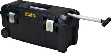 Stanley Toolbox with Wheels & Pull Handle 28''