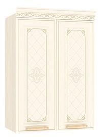 DaVita Milana 23.01 Kitchen Upper Cabinet Astrid Pine/Vanilla