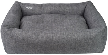 Кровать для животных Amiplay Palermo, серый, 780x640 мм