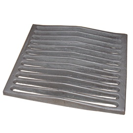 Metnetus Cast Iron Fire Grate 250x300mm