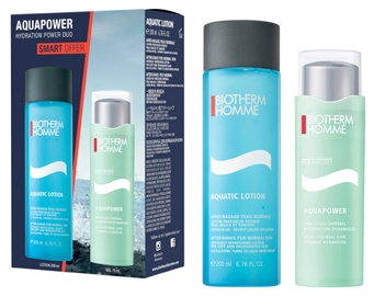 Komplekts Biotherm Homme Aquapower 2pcs Set 275ml