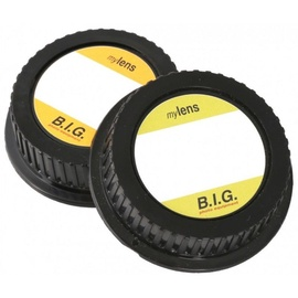 BIG Canon EF Rear Lens Cap 2pcs