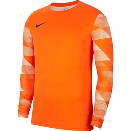 Nike Dry Park IV Jersey Long Sleeve Junior CJ6072 819 Orange XL