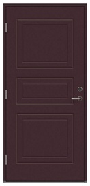 SN Dulcia Nėra Door Leaf 89x208.8cm Brown L