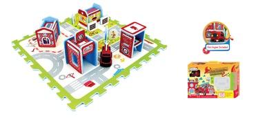 Žaislinė dėlionė kilimas, gaisrinė, 3045v