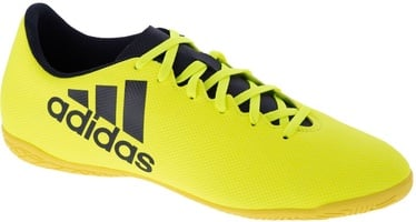 Adidas X 17.4 IN Shoes S82407 Yellow 45 1/3