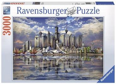 Ravensburger Puzzle North American Skyline 3000 pcs
