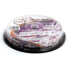 Kompaktinis DVD+R diskas Omega, 8,5 GB, 10+1 vnt.