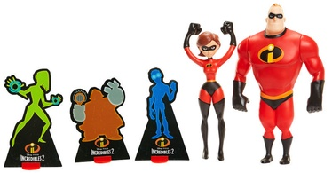 Jakks Pacific Incredibles 2 Power Couple
