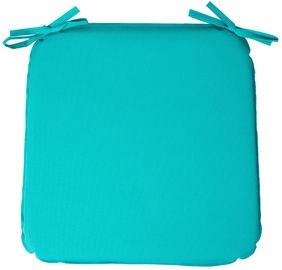 Home4you Ohio Chair Pad 39x39cm Turquoise