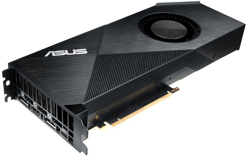Asus GeForce RTX 2070 Turbo Edition 8GB GDDR6 PCIE 90YV0C80-M0NA00