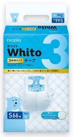 Whito Diapers Tape Type S 66