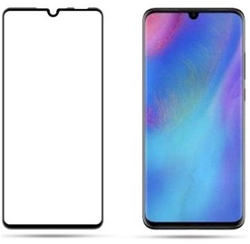 Tempered Glass 9D Full Coveraged Screen Protector For Huawei P30 Lite Black